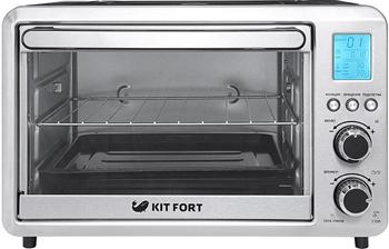 Мини-печь Kitfort КТ-1705 мини печь kitfort кт 1702 silver black