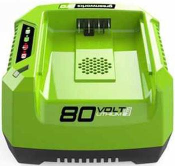 Зарядное устройство Greenworks 80 V Digi-Pro Greenworks G 80 C 2902507