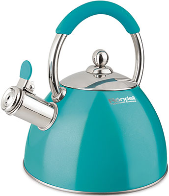 Чайник Rondell Turquoise RDS-939 rondell 717 rds turquoise 2 8 л
