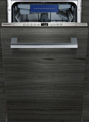 Полновстраиваемая посудомоечная машина Siemens SR 655 X 60 MR посудомоечная машина siemens sn53e500ti