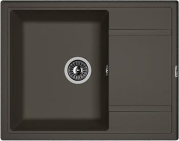 Кухонная мойка Florentina Липси-650 650х510 антрацит FSm zumman fsm 881
