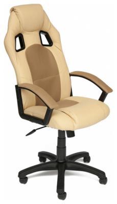 Кресло Tetchair DRIVER (кож/зам/ткань бежевый/бронза 36-34/21) servo driver r88d wt04h 100