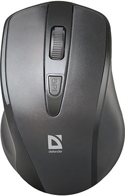Мышь Defender Datum MM-265 черный 52265