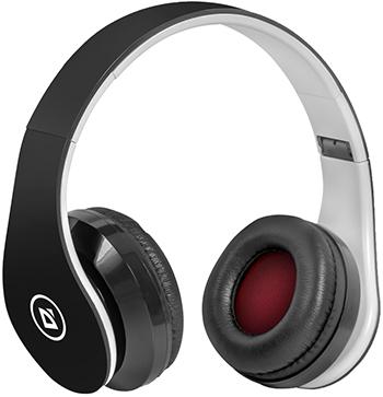 Фото - Беспроводная Bluetooth-гарнитура Defender FreeMotion B 550 черный 63550 беспроводная bluetooth колонка edifier m33bt