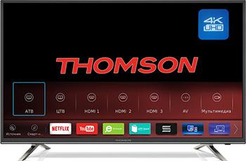 4K (UHD) телевизор Thomson T 55 USM 5200