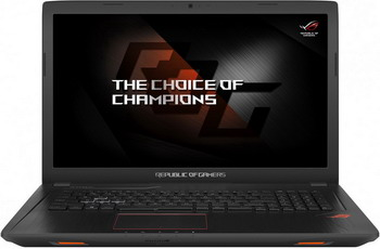 Ноутбук ASUS GL 753 VE-GC 055 (90 NB0DN2-M 04430)