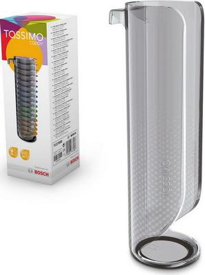 Подставка для Т-дисков Bosch TASSIMO CADDY TCZ 7000 00578342 аксессуар bosch tcz 2003 жёлтый лайм 00649057