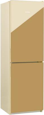 Двухкамерный холодильник Норд NRG 119 542 золотистое стекло двухкамерный холодильник норд drf 119 esp a