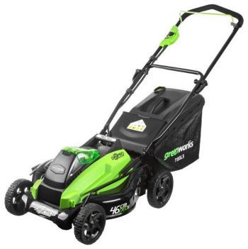 Колесная газонокосилка Greenworks GD 40 LM 45 K6 2500407 UF