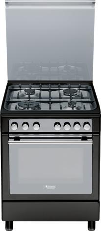 Комбинированная плита Hotpoint-Ariston CX 65 S 72 (A) IT lacywear s 65 arc