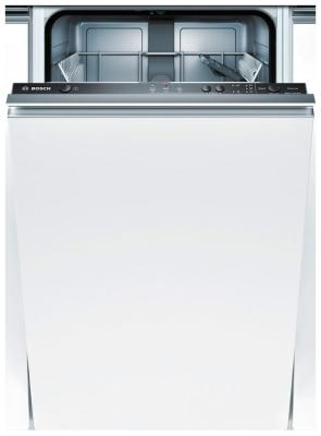 Полновстраиваемая посудомоечная машина Bosch SPV 30 E 00 RU полновстраиваемая посудомоечная машина bosch spv 69 t 80 ru