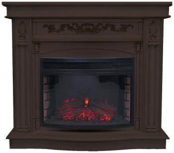 Каминокомплект Royal Flame Cardinal с очагом Panoramic 25 FX (венге) (64905285) biodesign подставка altum panoramic 450 венге