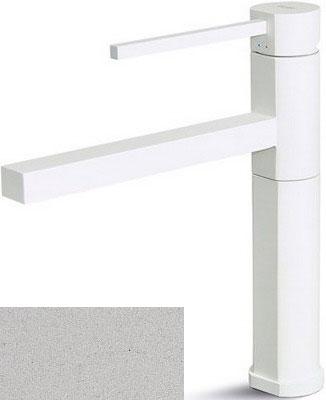 Кухонный смеситель Elleci MOONY metaltek (79) aluminium MMKMOO 79
