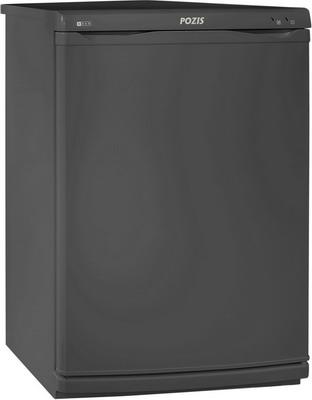 Морозильник Позис СВИЯГА 109-2 графитовый склиз графитовый 132 см 8jd474210100