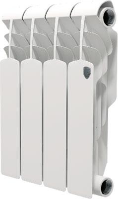 Водяной радиатор отопления Royal Thermo Vittoria 350 - 4 секц. водяной радиатор отопления royal thermo revolution bimetall 350 8 секц