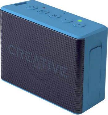 все цены на Портативная акустика Creative MUVO 2C Blue онлайн