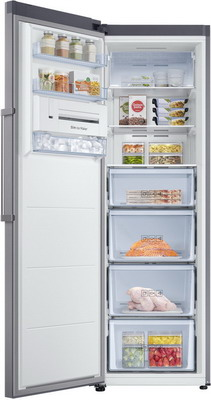 Морозильник Samsung RZ 32 M 7110 SA/WT духовой шкаф samsung nv75j5540rs wt