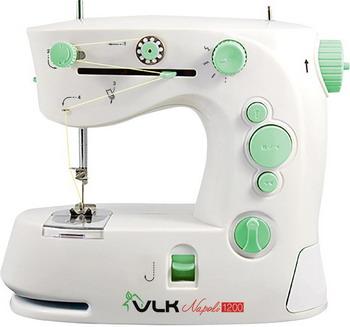 Швейная машина VLK Napoli 1200 белый швейная машина vlk napoli 2200 белый