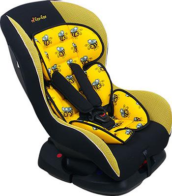 Автокресло Еду-Еду KS-303  0 до 18 кг  с вкладышем  Желтый аккумулятор ks is ks 303 20000mah blue black yellow