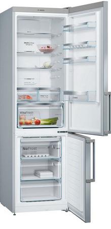 Двухкамерный холодильник Bosch KGN 39 XI 3 OR цена и фото