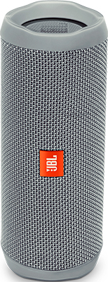 Портативная акустическая система JBL JBLFLIP4GRY портативная акустика jbl flip 4 серый jblflip4gry