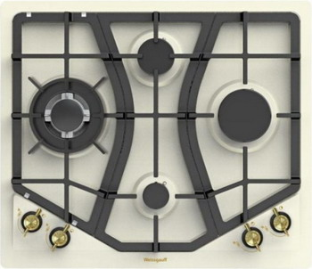 Встраиваемая газовая варочная панель Weissgauff HGRG 641 OWR газовая варочная панель weissgauff hgg 751 owr