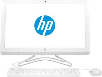 Моноблок HP 24-e 084 ur(2BW 58 EA) белый