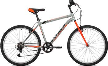 Велосипед Stinger 26'' Defender 20'' серый 26 SHV.DEFEND.20 GR8 велосипед stinger valencia 2017