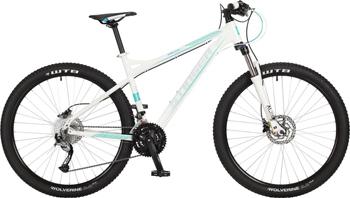 Велосипед Stinger 27.5'' Omega HD 15'' белый 27 AHD.OMEGAHD.15 WH7