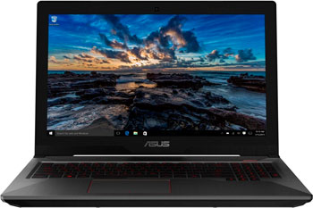 Ноутбук ASUS ASUS FX 503 VD-E 4235 T (90 NR0GN1-M 04540) asus fx pro6300 gaming laptop