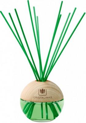 Ароматический диффузор CRISTALINAS Premium для жилых помещений с ароматом свежей травы 20 мл кеды geox geox ge347agadfx1