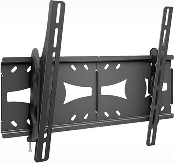Кронштейн для телевизоров Holder LCDS-5071 черный holder lcds 5065 black gloss кронштейн для тв