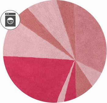 Ковер Lorena Canals Geometric Pink 160 D C-GEO-PK geo c marshall interviews