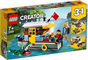 Конструктор Lego Плавучий дом 31093 Creator 3 in 1 f17168 3 in 1 signal loss alarm