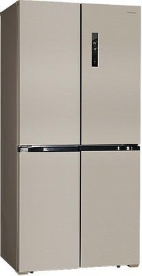 Многокамерный холодильник Hiberg RFQ-490 DX NFY холодильник hiberg rfq 490dx nfgy