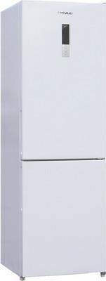Двухкамерный холодильник Shivaki BMR-1851 DNFW холодильник shivaki bmr 2013dnfw двухкамерный белый