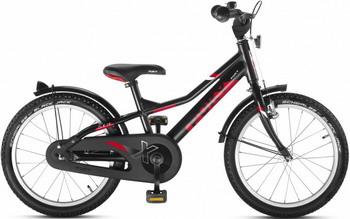 Велосипед Puky ZLX 18 Alu 4370 black чёрный puky puky велосипед 2 х колесный crusader 24 3 alu light black 24 черный