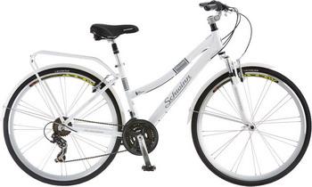 Велосипед Schwinn Discover Womens 21 белый набор одноразовых стаканов huhtamaki 300 мл 25 шт