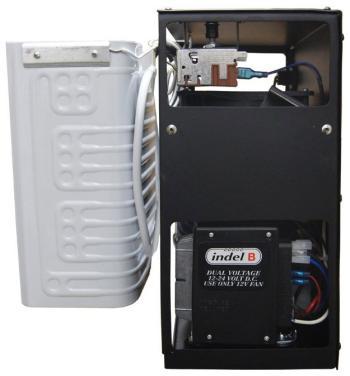 Автомобильный холодильник INDEL B UR 25 автомобильный холодильник indel b tb 20