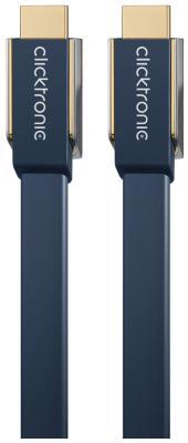 Кабель Clicktronic HDMI-HDMI  v1.4  2м (70514)