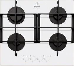 Встраиваемая газовая варочная панель Electrolux EGT 96342 YW варочная панель electrolux egt