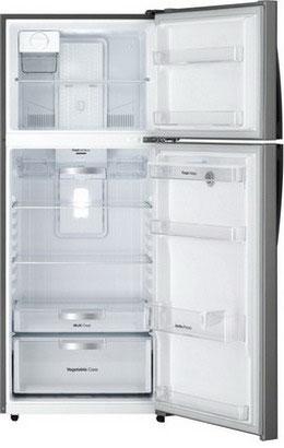 Двухкамерный холодильник Daewoo FGK 51 EFG холодильник daewoo fgk51efg двухкамерный серебристый