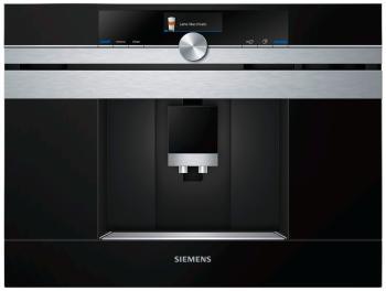 Встраиваемое кофейное оборудование Siemens CT 636 LES1