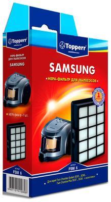 Фильтр Topperr FSM 6 (1105) фильтр topperr 1125 fsm 881