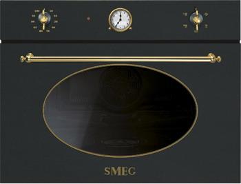 Встраиваемая пароварка Smeg SF 4800 VA цена и фото