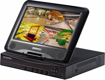 Видеорегистратор Falcon Eye FE-1104 AHD-COMBO escam k104 4 ch 720p 1080p mini nvr network video recorder white pal ntsc us plug