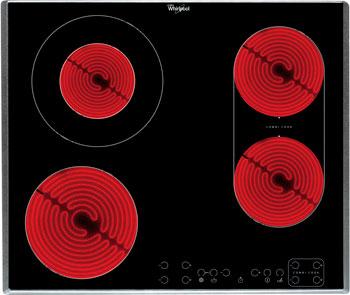 Встраиваемая электрическая варочная панель Whirlpool AKT 8700/IX электрическая варочная панель whirlpool akt 315 ix