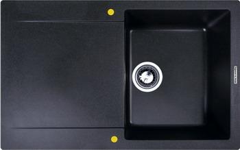 все цены на  Кухонная мойка Zigmund amp Shtain RECHTECK 775 темная скала  в интернете