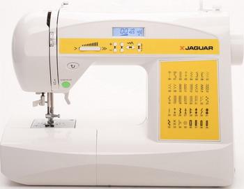 Швейная машина JAGUAR 590 стиральные машины автомат в москве
