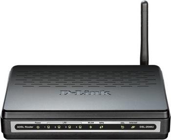 Картинка для Беспроводной маршрутизатор D-Link